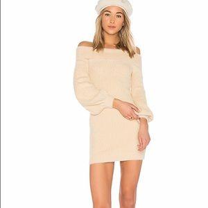 NWOT Tularosa Gramercy sweater dress